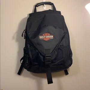 Harley Davidson Strap Backpack